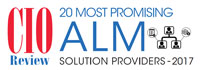 20 Most Promising ALM Solution Providers - 2017